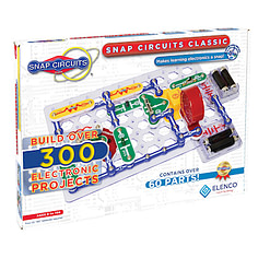 Snap Circuits SC300 Exploring Light, Sound, Electricity, Magnetism