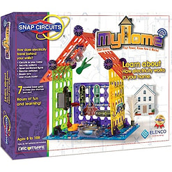Home Snap Circuits SCMYH7 Electricity Education Kit