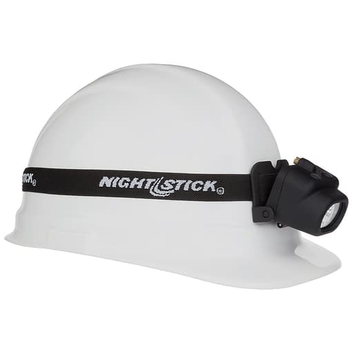 NSP-4610B Headlamp - Helmet