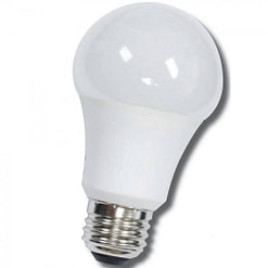 LED Light Bulb LED Light Bulb LEDA1912ND standard shape 12W LED non- dimmable light bulb. Edison E-26 medium screw base fits standard socket.