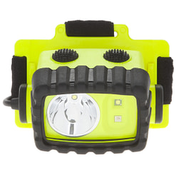 XPP-5456G Intrinsically Safe Headlamp - Front Shot