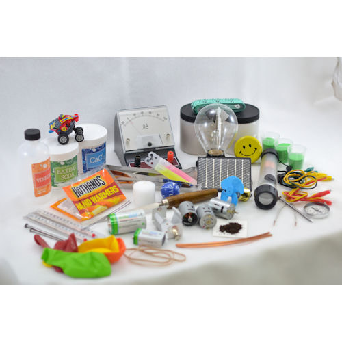 Shake Flashlight STEM Education Kit