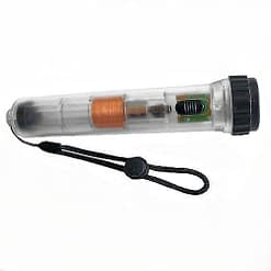 Shake Light 40-B Flashlight